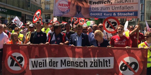 Nächster Skandal um 12-Stunden-Tag: Erster Fall in Tirol