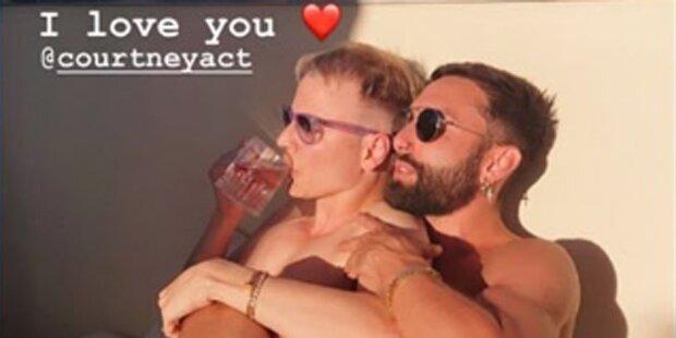 Neue Liebe: Das ist Conchitas Lover