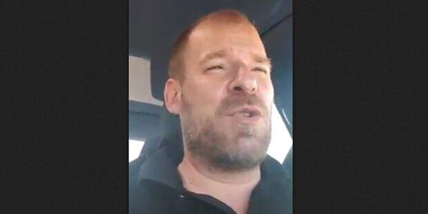 Fußi: Wut-Video über Wahlkampf