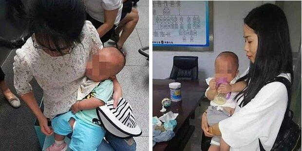 Mutter verkauft ihre Zwillinge für neues Handy