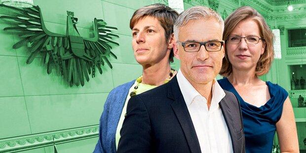 Diese Grünen könnten Minister werden