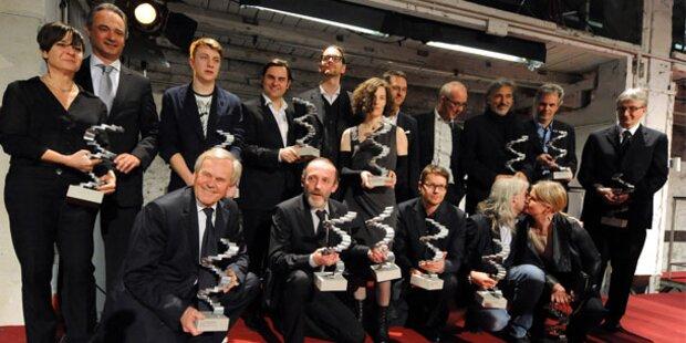 Die Preisträger im Überblick
