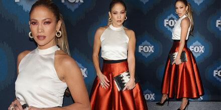 Jennifer Lopez, was für ein Rock!