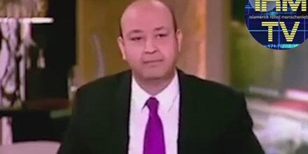 """Moderator: """"Natürlich ist der Islam verantwortlich"""""""