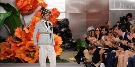 So viel verdiente Galliano bei Dior
