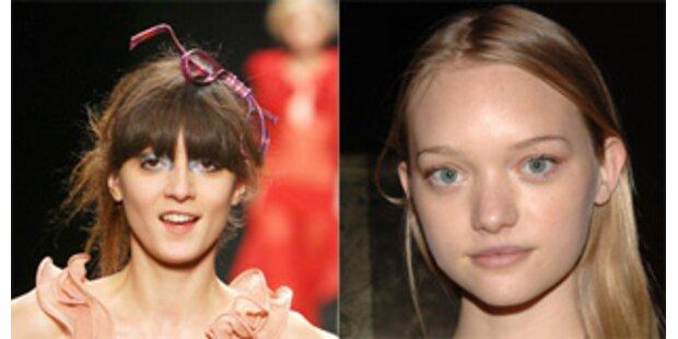 New Faces - Models dürfen heute Makel haben