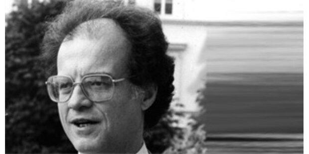 Ex-Albertina-Direktor Konrad Oberhuber ist tot
