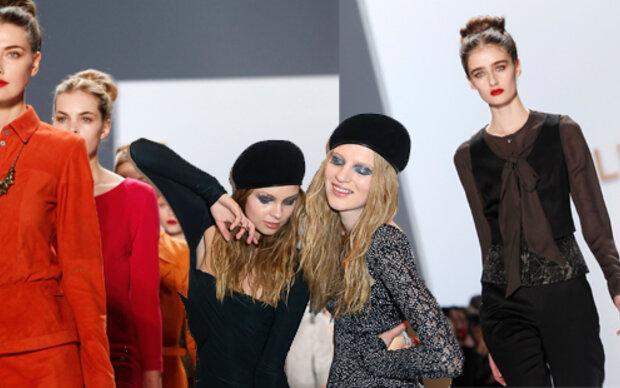 1. Tag der N.Y. Fashion-Week