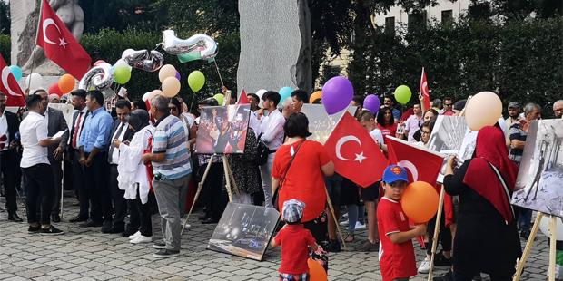 Türken Wien Putschversuch