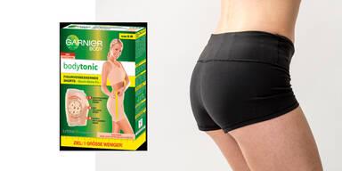 Bodytonic Figurverbessernde Shorts