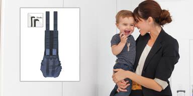 Babykeeper entlastet Mütter