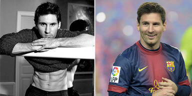 Messi modelt für Dolce & Gabbana