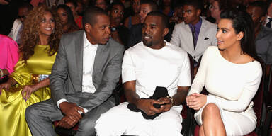 Beyoncé & Jay-Z: 6000 Euro für Kim & Kanyes Baby