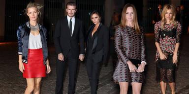 London Fashion Week endet mit Promi-Initiative