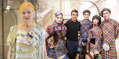 Westwood designt Neujahrsbalett-Kostüme