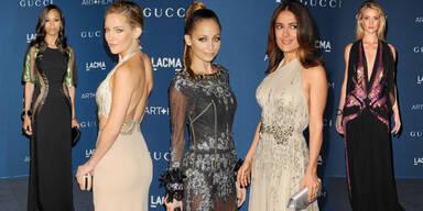 Stars zeigen schönste Gucci-Looks