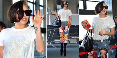 Lady Gaga im Disney-Look