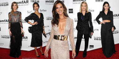 Stars bei der amfAR Inspiration Gala 2013