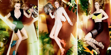 Nicole Kidman zeigt Haut für Jimmy Choo-Heels