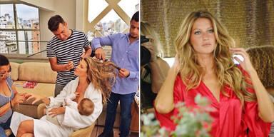 Gisele Bündchen macht sich unbeliebt: 'Eigene Haarbürste? Besitze ich nicht!'