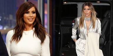 Kim Kardashian will eine 'brünette Braut' sein