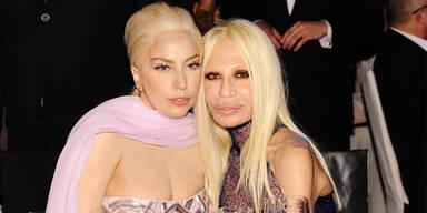 Donatella Versace: Gaga ist ihre größte Muse