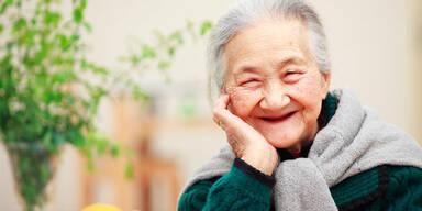 Mehr als 60.000 Hundertjährige leben in Japan