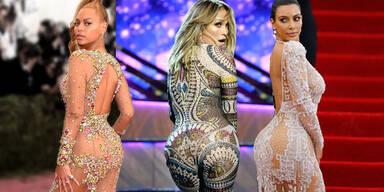 Lopez, Kardashian, Beyoncé