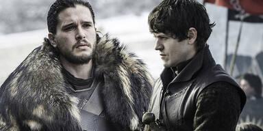 Jon Snow & Ramsay Bolton