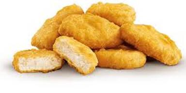 Das steckt hinter der Form von Chicken McNuggets