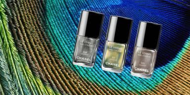 Die neuen Trendlacke von Chanel