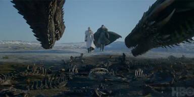 'Game of Thrones': Der 1. Trailer zur letzten Staffel ist da