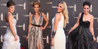 Deutscher Fernsehpreis 2011: Die Looks vom roten Teppich