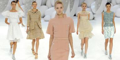 Sommer-Looks 2012 von Chanel