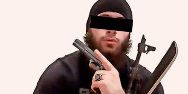 Terror in Wien: So wurde Kujtim F. zum Terroristen