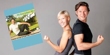 Fitness-DVDs gewinnen