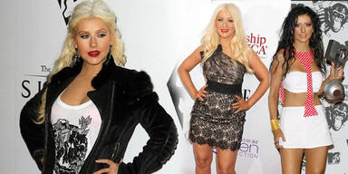 Christina Aguilera erklärt ihren Modestil