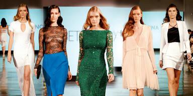 1. Tag der Modewoche