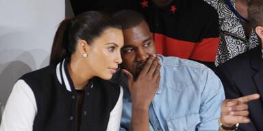 Kim & Kanye gründen Modelabel?