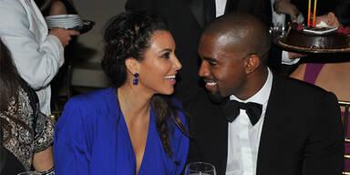 'Kleide mich besser wenn Kanye dabei ist!'