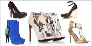 Top Ten Luxus-Schuhlabels