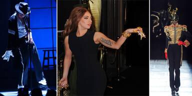 Lady Gaga kauft 55 Michael Jackson-Kostüme