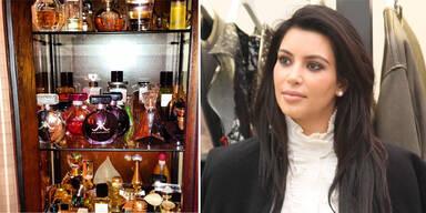 So duftet Kim Kardashian