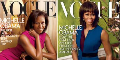 Michelle Obamas zweites Vogue-Cover ist da