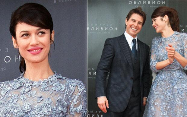 Die Frau für die Tom Cruise kämpft