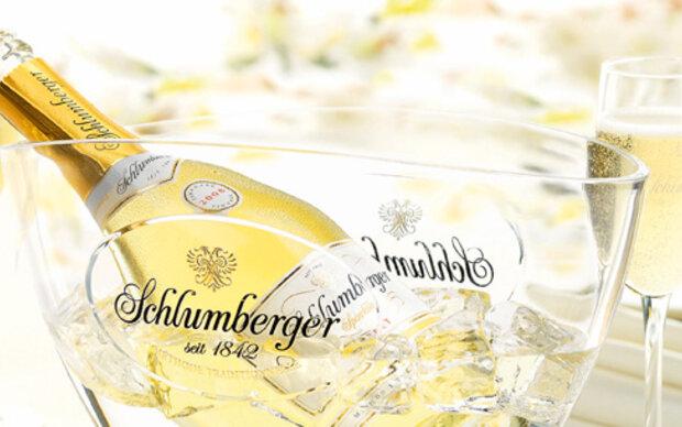 Prickelnder Genuss von Schlumberger