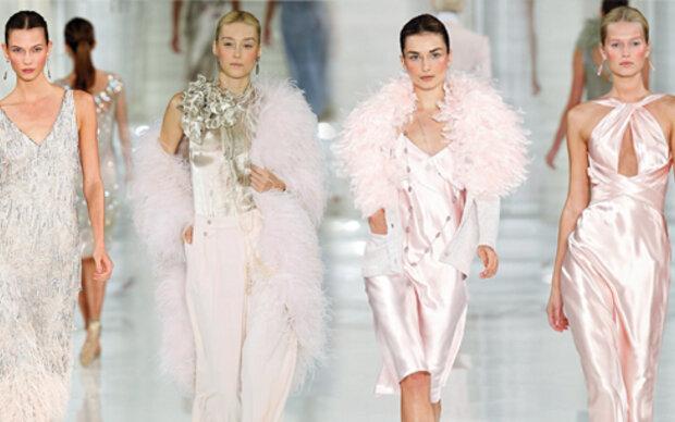 Großes N.Y - Fashion-Finale