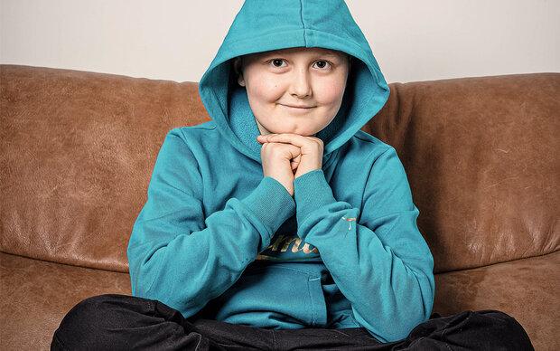 Wie Matti sein Leben mit der Diagnose Krebs meistert