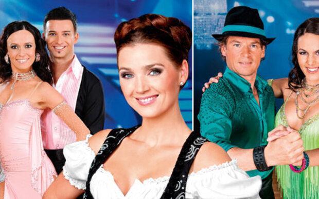 Die Dancing  Stars im großen  Finalcheck