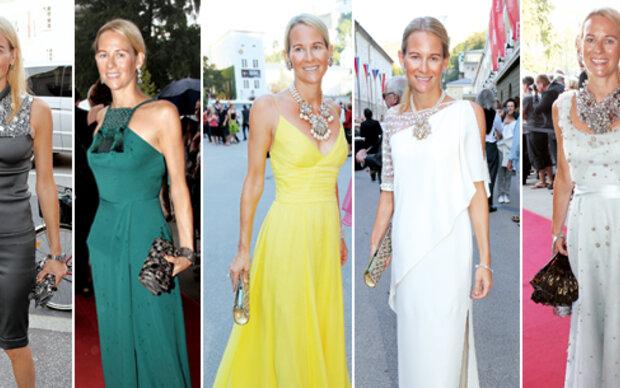 Die Style-Queen von Salzburg